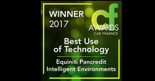 Best Use of Technology Winner 2017